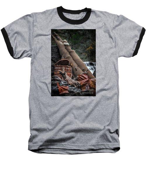 Fall Creation Baseball T-Shirt