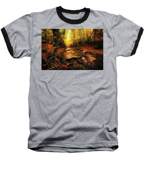 Fall Dreams Baseball T-Shirt