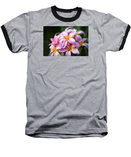 Fall Flowers V.2 Baseball T-Shirt