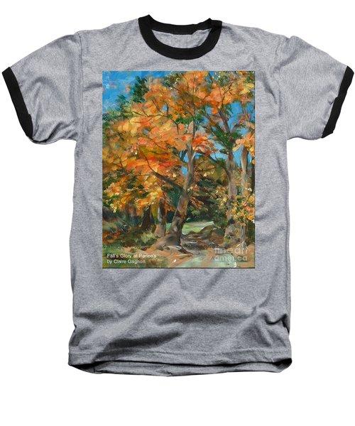Fall Glory Baseball T-Shirt