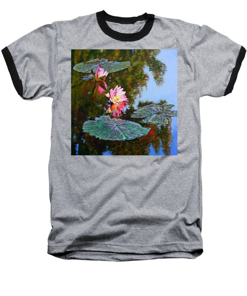 Fall Glow Baseball T-Shirt