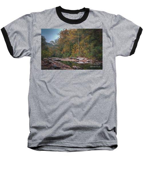 Fall In Arkansas Baseball T-Shirt