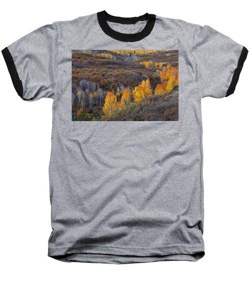 Fall In Line Baseball T-Shirt