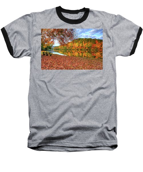 Fall In Murphy, North Carolina Baseball T-Shirt