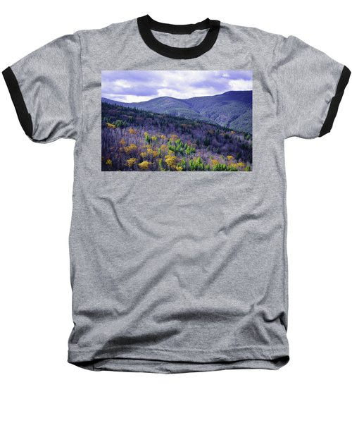 Fall In The White Mountains Baseball T-Shirt