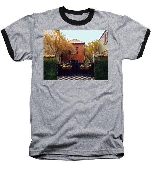 Fall Into Charleston Baseball T-Shirt