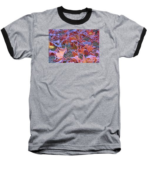Baseball T-Shirt featuring the photograph Fall Into Winter by Patrick Witz