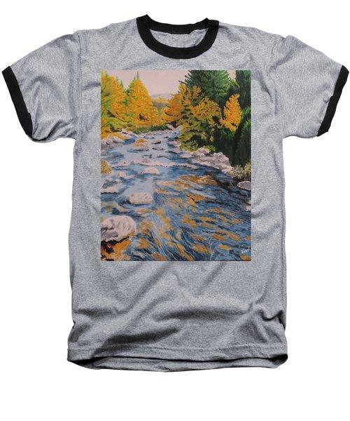 Fall Is Coming Baseball T-Shirt