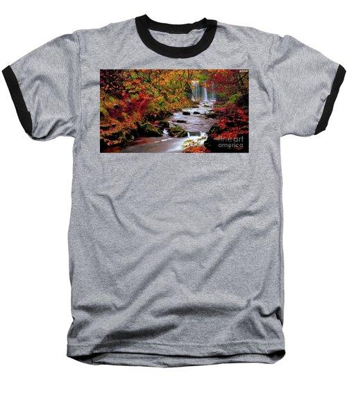 Fall It's Here Baseball T-Shirt