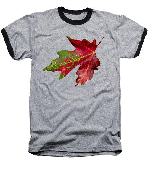 Fall Leaf Baseball T-Shirt
