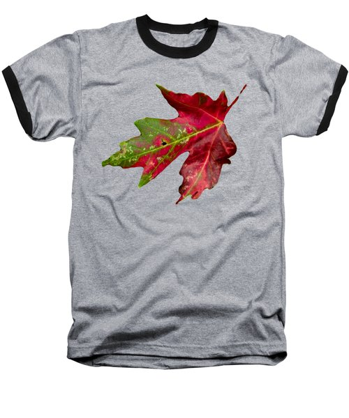 Fall Leaf Baseball T-Shirt