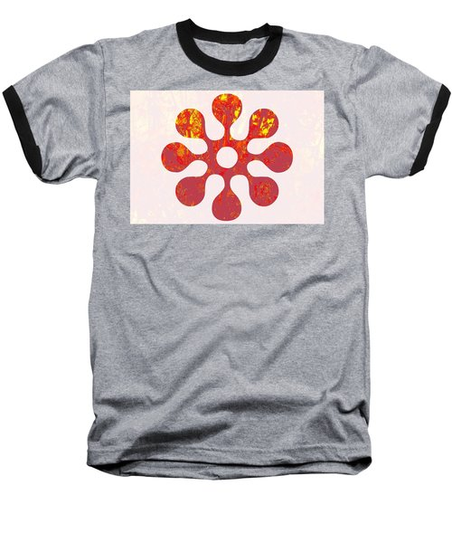 Fall Leaves #11 Baseball T-Shirt