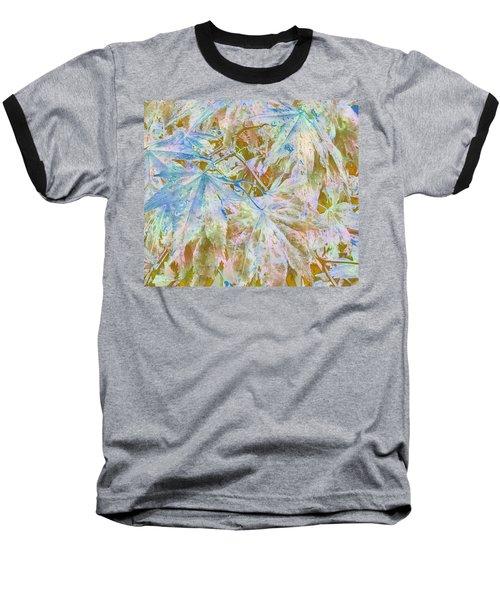 Fall Leaves #16 Baseball T-Shirt