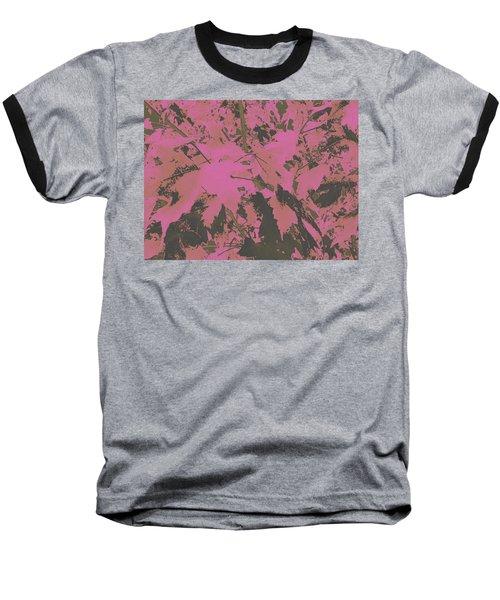Fall Leaves #6 Baseball T-Shirt