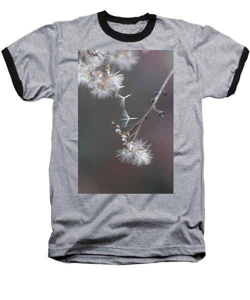 Baseball T-Shirt featuring the photograph Fall - Macro by Jeff Burgess