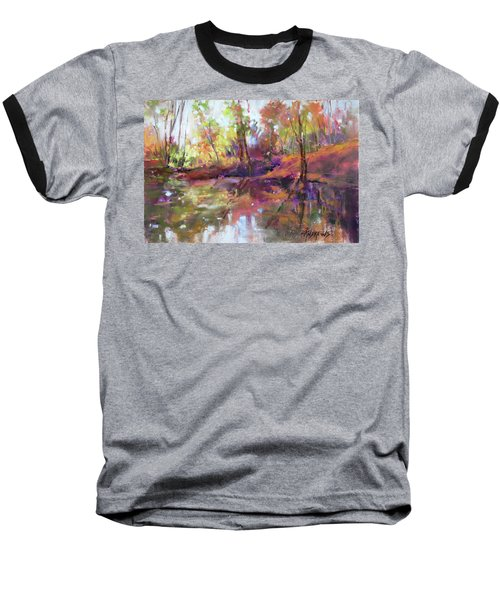 Fall Millpond Baseball T-Shirt