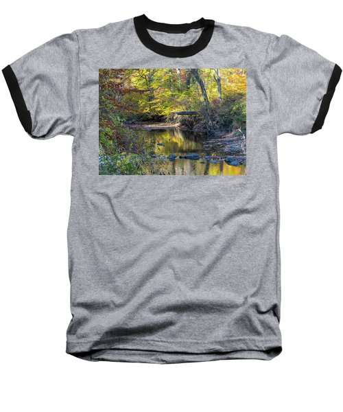 Fall Morning Baseball T-Shirt