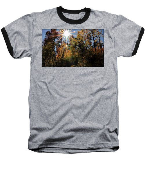 Fall Mt. Lemmon 2017 Baseball T-Shirt