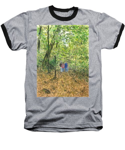 Fall Nymphs - IIi Baseball T-Shirt