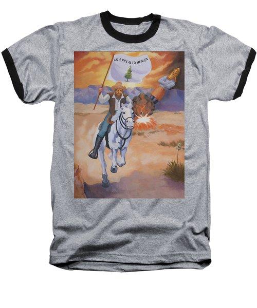 Fall Of Babylon Baseball T-Shirt
