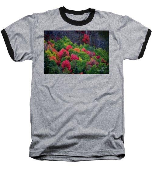 Fall Poppers Baseball T-Shirt