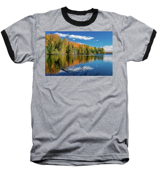 Fall Reflections  Baseball T-Shirt