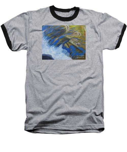 Fall Reflections II Baseball T-Shirt
