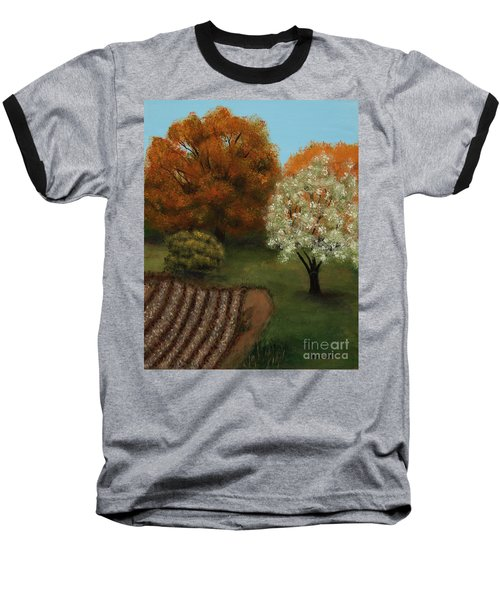 Fall Rendezvous Baseball T-Shirt