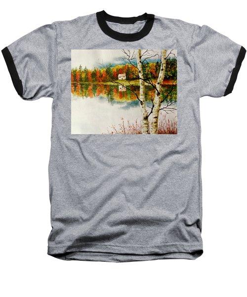 Fall Splendour Baseball T-Shirt