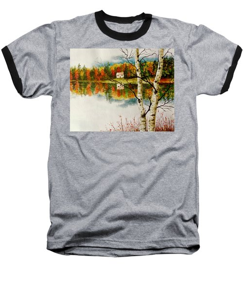 Fall Splendour Baseball T-Shirt