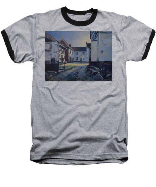 Fall Sumbeam Over The Woskoul Baseball T-Shirt