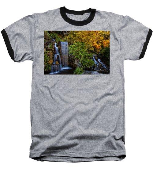 Fall Water Fall Baseball T-Shirt