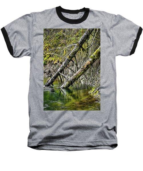 Fallen Friends Baseball T-Shirt