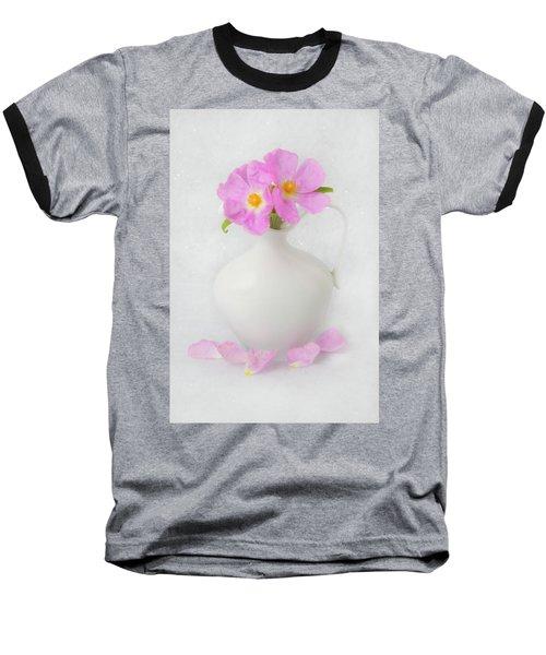 Fallen Petals Baseball T-Shirt