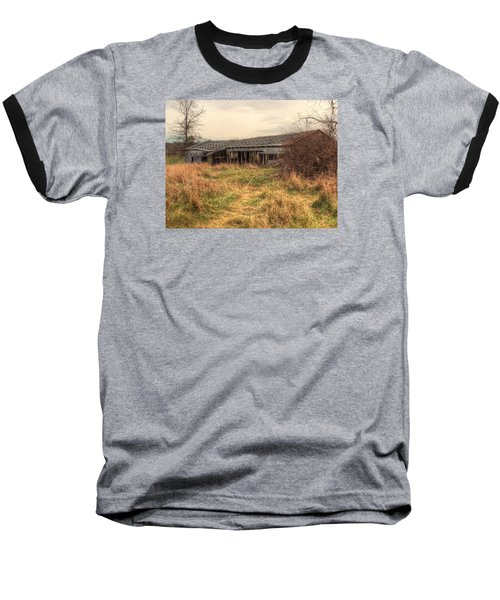 Falling Down Baseball T-Shirt