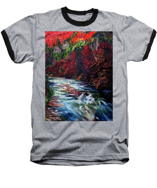 Falling Waters Baseball T-Shirt