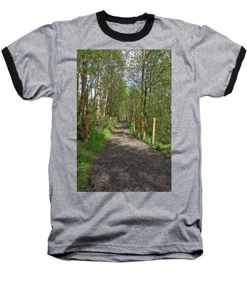 Falloch Path Baseball T-Shirt