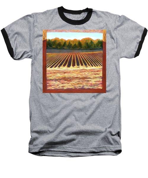 Fallow Field Baseball T-Shirt