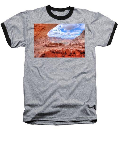 False Kiva Baseball T-Shirt
