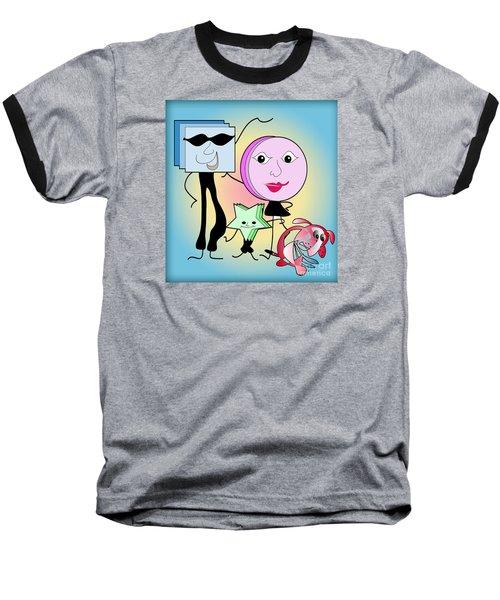 Families Baseball T-Shirt