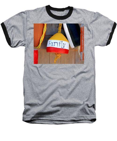 Family Buoy Baseball T-Shirt