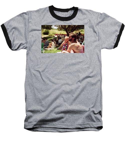 Family Music Event Baseball T-Shirt