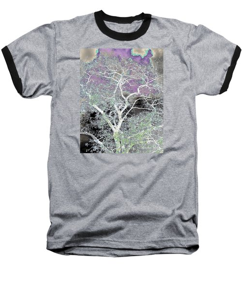 Family Tree Baseball T-Shirt by Jesse Ciazza