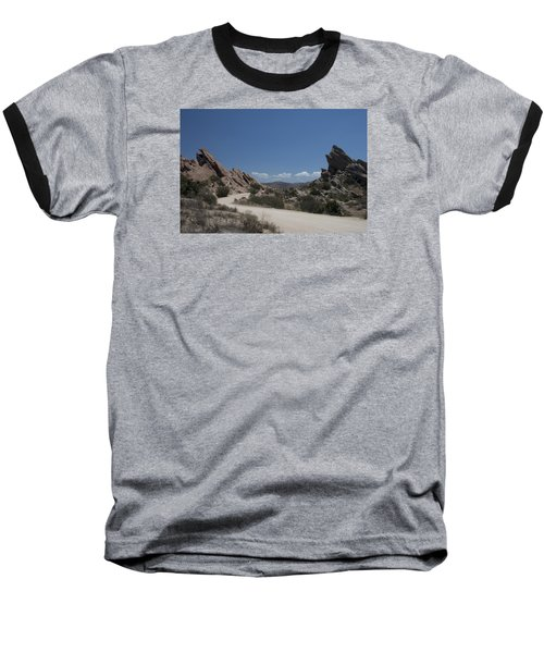 Famous Rocks Baseball T-Shirt by Ivete Basso Photography