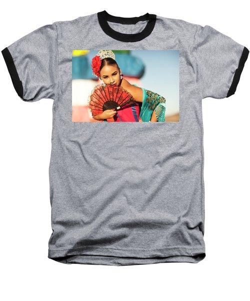 Fan Cathy Baseball T-Shirt