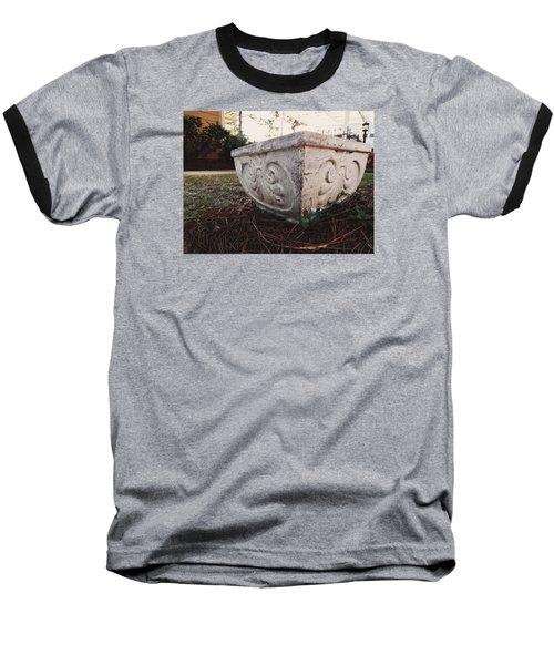 Fancy Pottery Baseball T-Shirt by Shelby Boyle