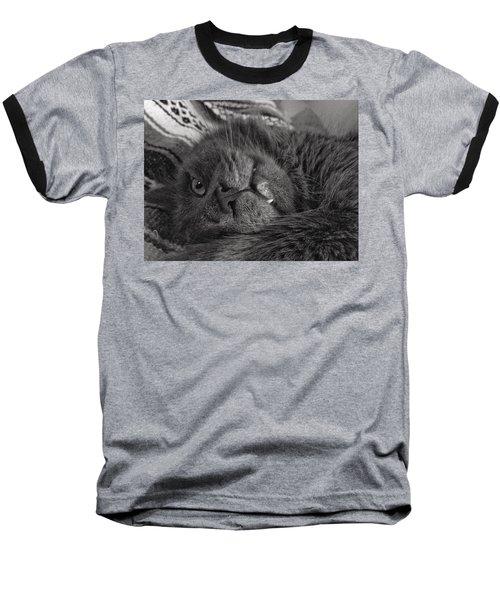 Fang  Baseball T-Shirt