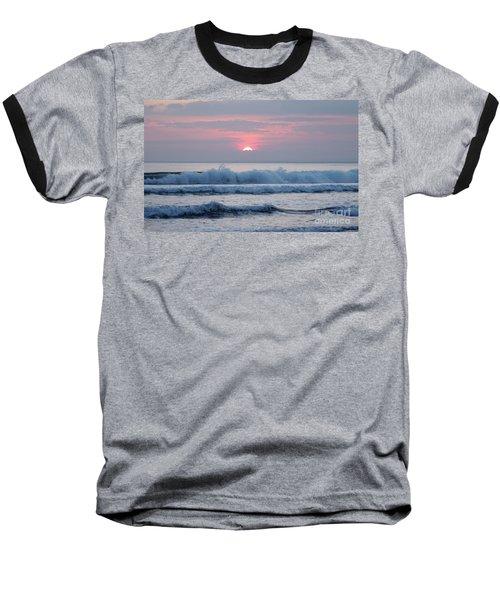 Fanore Sunset 1 Baseball T-Shirt