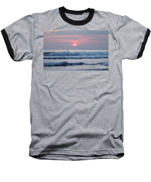 Fanore Sunset 1 Baseball T-Shirt