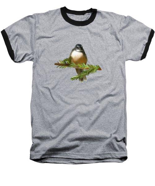 Fantail  Baseball T-Shirt